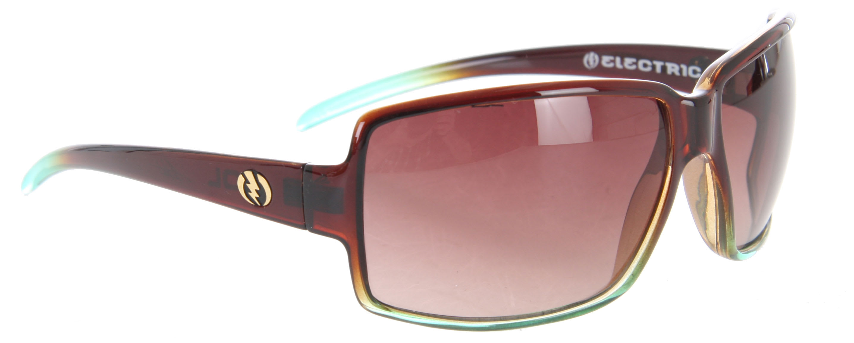 Electric Vol Sunglasses Brown Mint Fade/Brown Gradient Lens - Women's