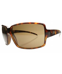 Electric Vol. Sunglasses Tortoise Shell/Bronze Polycarbonite Polarized Lens