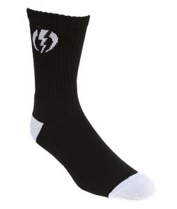 Electric Volt Crew Socks