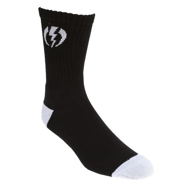 Electric La Brea Crew Socks