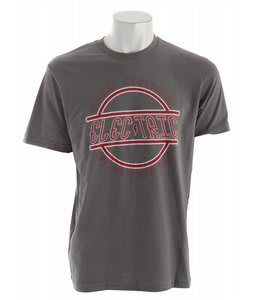 Electric Voltage T-Shirt Charcoal