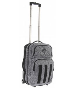 Electric Volt Ops Small Roller Travel Bag Grey