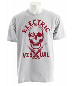 Electric Wild T-Shirt Silver