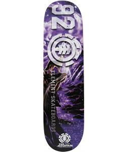 Element 92 Mountain Wolf Skateboard Deck