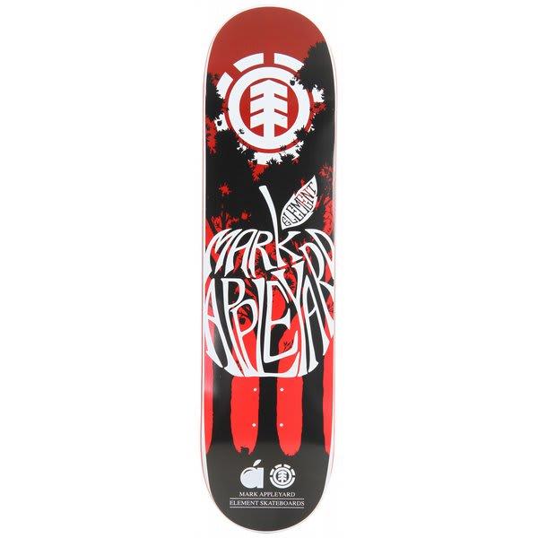 Element Appleyard Silhoette Skateboard Deck
