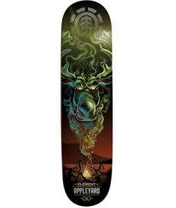 Element Appleyard Smoke Signals Skateboard Deck 8.125 x 32.35in