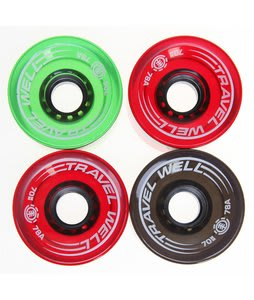 Element Boardwalk Spinner Longboard Wheels