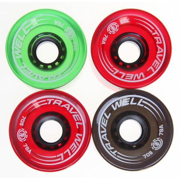 Element Boardwalk Spinner Longboard Wheels