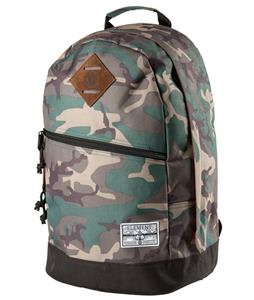 Element Camben Elite Backpack Woodland Camo