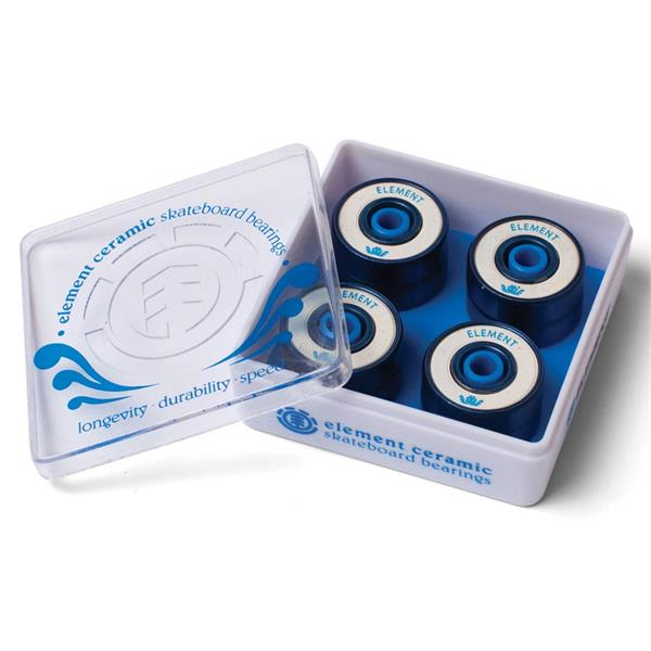 Element Ceramic Skateboard Bearings