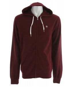 Element Cornell Full Zip Hoodie Wine
