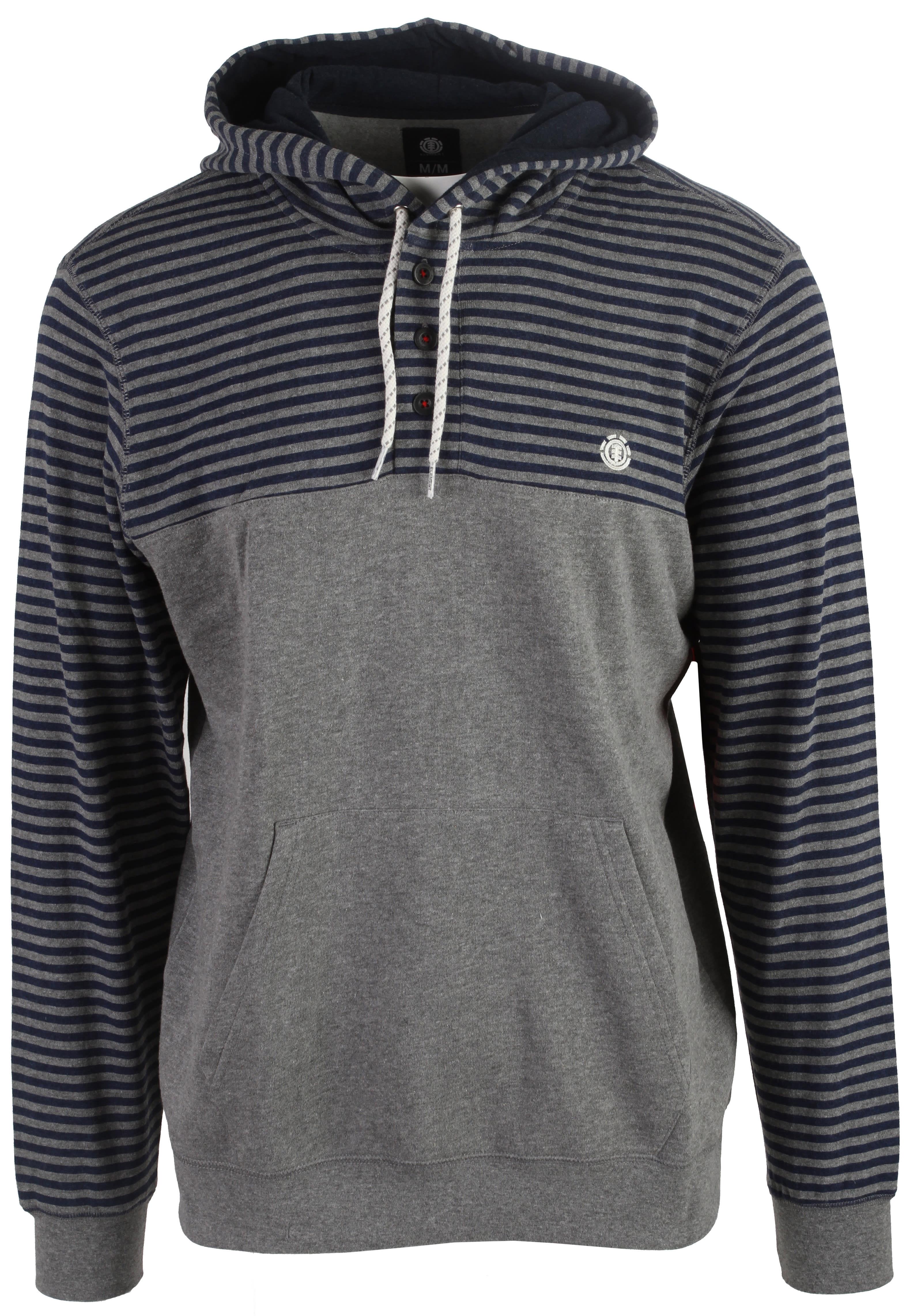 Henley hoodies