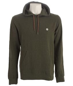 Element Cornell Pullover Hoodie Military Green