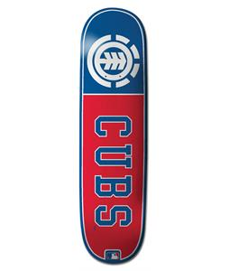 Element Cubs Club Skateboard Deck