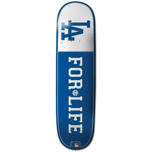 Element Dodger For Life Skateboard Deck