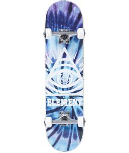 Element Dye Trippin Skateboard Complete