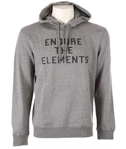 Element Endure Hoodie Grey Heather
