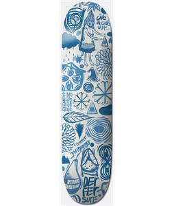 Element Everything Indigo Skateboard Deck