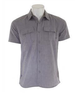Element Flynn Shirt Silver