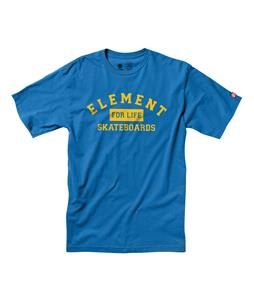Element For Life T-Shirt Royal