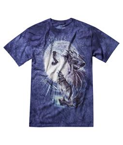 Element Full Moon Gravity T-Shirt Purple