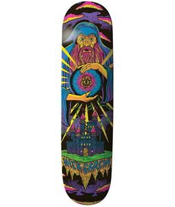 Element Garcia Black Lit Skateboard Deck
