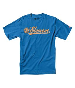 Element Garvey T-Shirt Royal