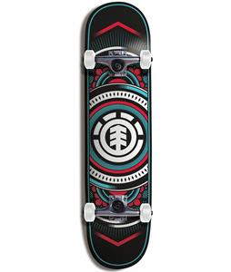 Element Hatched Skateboard Complete 7.75 x 31.25in