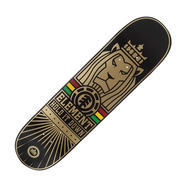 Element Hold It Down Skateboard Deck