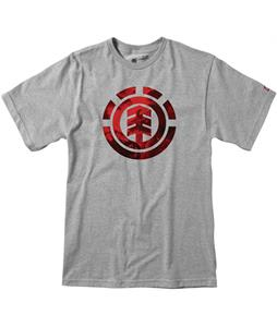Element Hydro T-Shirt Grey Heather