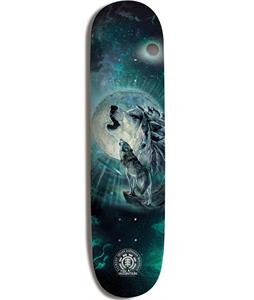 Element Julian Wolf Song Skateboard Deck 8.25 x 31.75