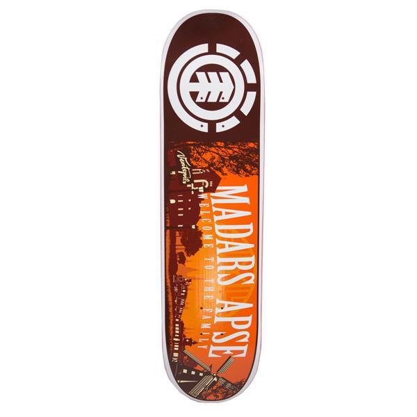 Element Madars Welcome Skateboard Deck