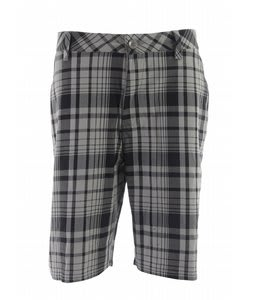 Element Magnitude Shorts Silver