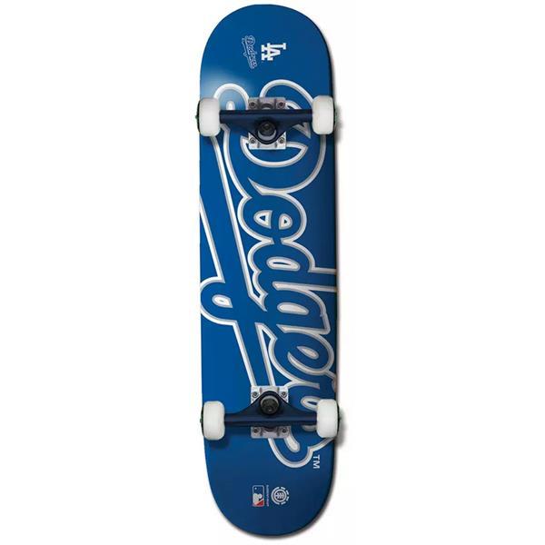 Element MLB Dodgers Skateboard Complete