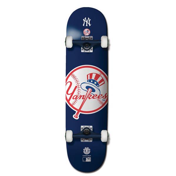 Element MLB Yankees Skateboard Complete