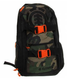 Element Mohave Camo Backpack Camel