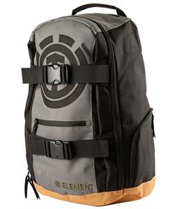 Element Mohave Backpack Black/Military Green