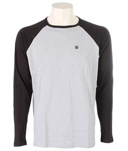 Element Moses L/S Raglan Black