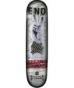 Element Muska War Skateboard Deck