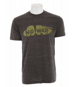 Element No War 2 T-Shirt Onyx