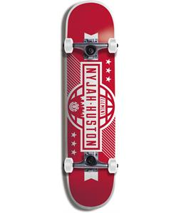 Element Nyjah Globe Skateboard Complete 7.65 x 31.125in