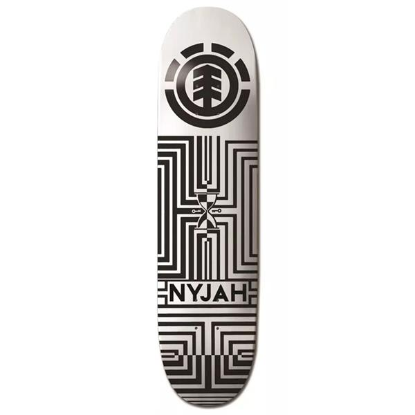 Element Nyjah Optical Skateboard Deck