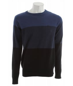 Element Paul Sweater Cobalt