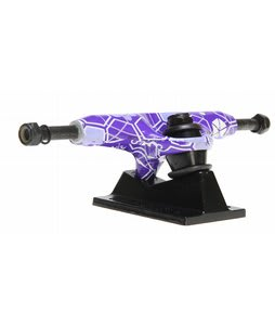Element Phase II Skateboard Trucks Atomic Purple Pair