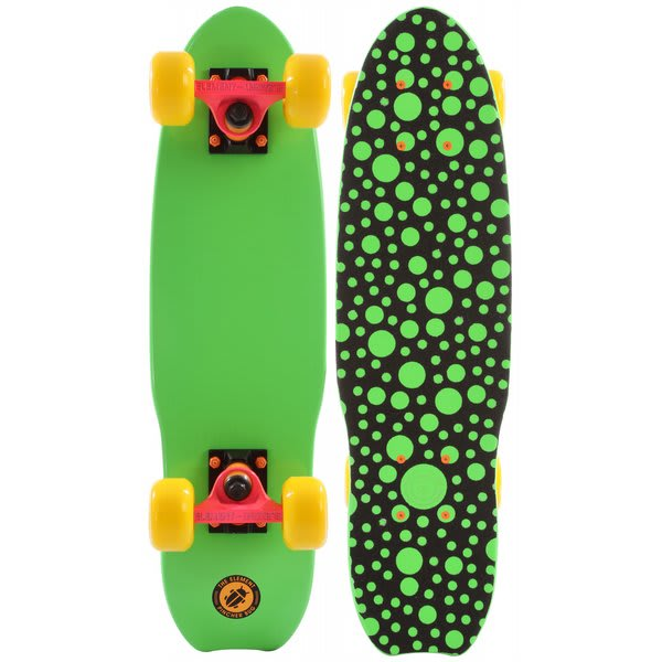 Element Pincher Bug Cruiser Skateboard Complete