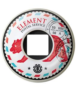 Element Postal Service Bear Skateboard Wheels 53mm