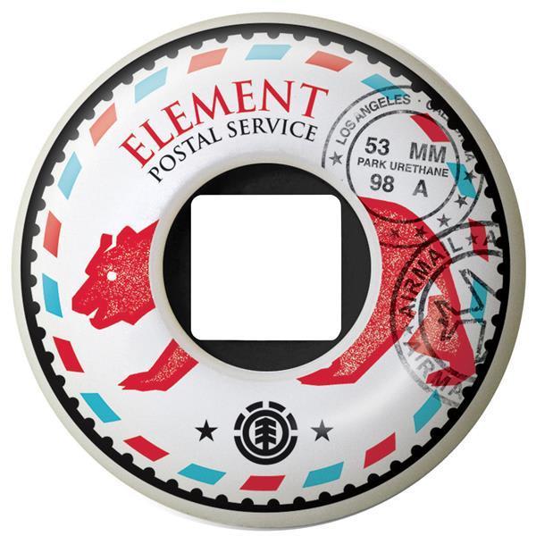 Element Postal Service Bear Skateboard Wheels
