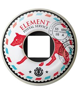 Element Postal Service Wolf Skateboard Wheels 55mm