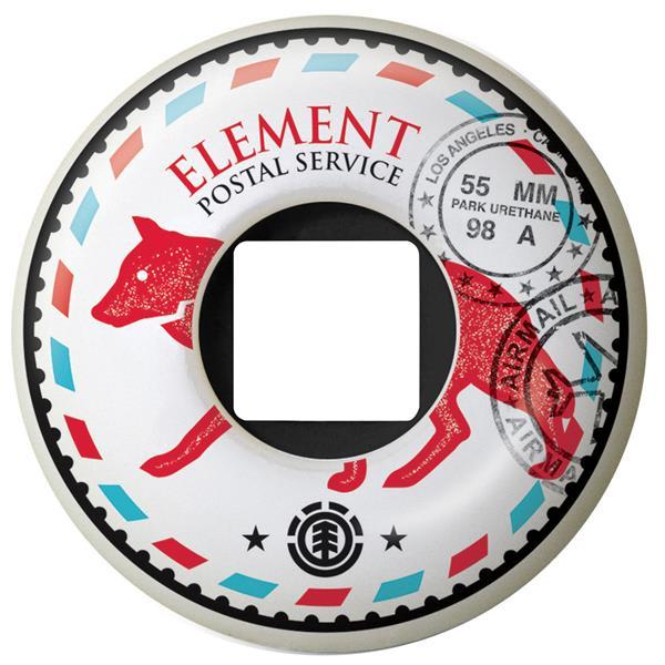 Element Postal Service Wolf Skateboard Wheels