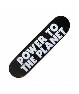 Element Power To The Planet Skateboard Deck